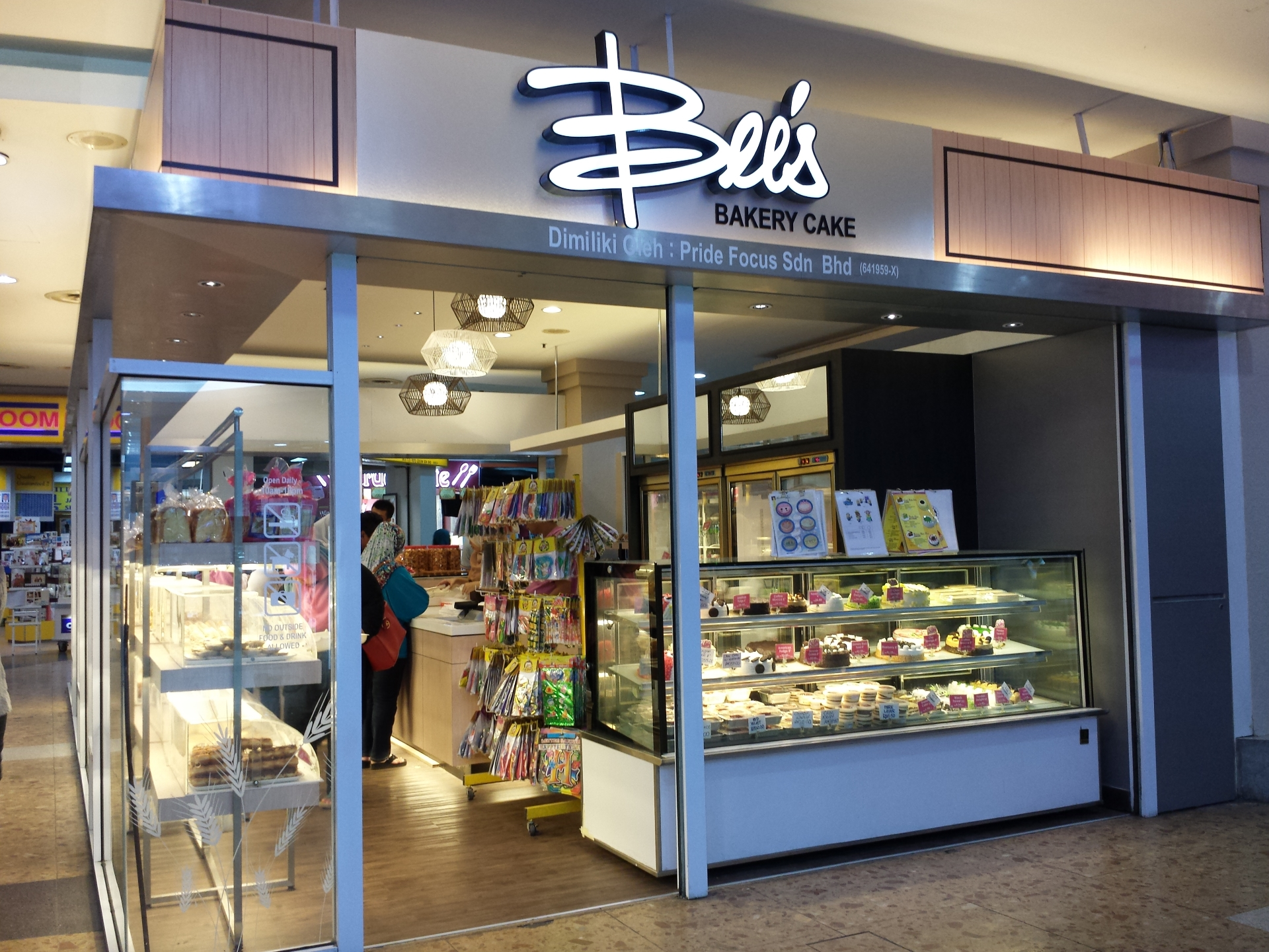 Bee's @ Alam Sentral