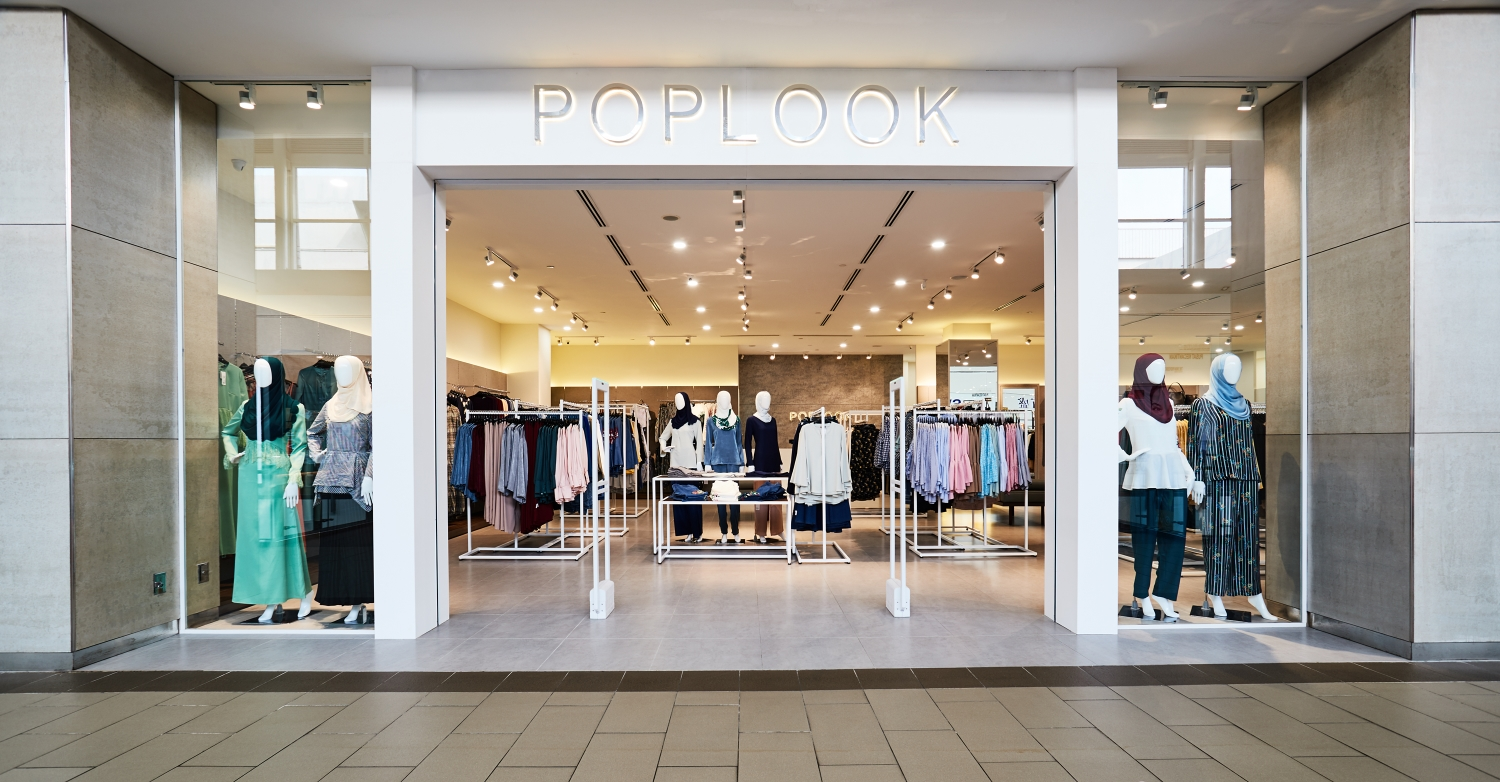 Poplook Setia City Mall
